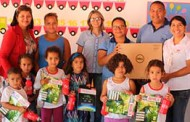 Projeto do DuPont premia alunos e escola do distrito de Assari