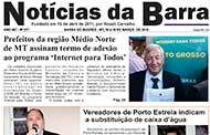 Jornal Notícias da Barra – Edição Nº 217 – 16 à 18 de março de 2018