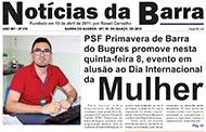Jornal Notícias da Barra – Edição Nº 216 – 06 de março de 2018