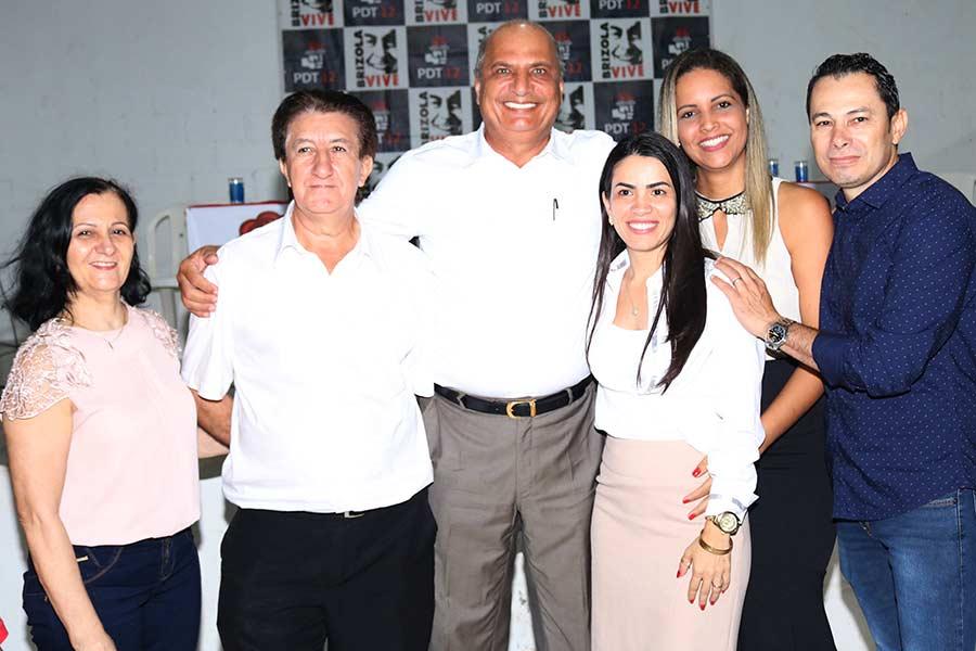 Dr. Divino lançou sua pré-candidura a Deputado Estadual pelo PDT em Barra do Bugres
