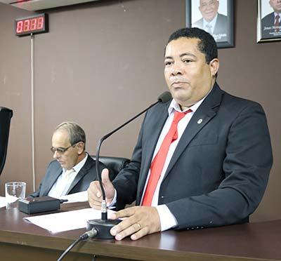 Vereador Ivonilson Pereira Prado
