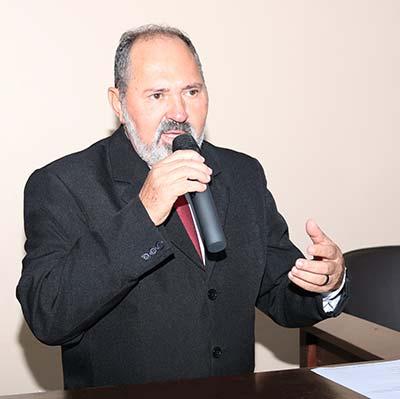 Vereador Luiz Vieira de Souza (SD)