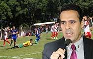 Vereador Mathias indica melhorias estruturais no Estádio Municipal