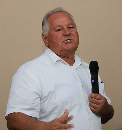 Ex-prefeito de Porto Estrela, Mauro André Businaro