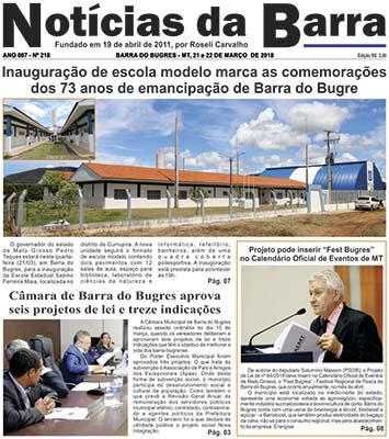 Pag-01---Ediçao-218---21-e-22-03-18-Notícias-da-Barra