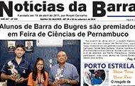 Jornal Notícias da Barra – Edição Nº 255– 29 e 30 de setembro de 2018
