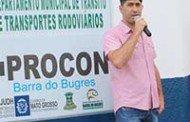 A Prefeitura de Barra de Bugres inaugurou a sede do PROCON/MUNICIPAL