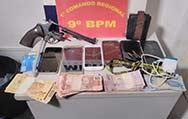 Cuiabá:PM prende suspeitos de roubo usando localizador do celular de uma das vítimas