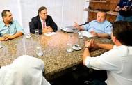 Deputado Gilmar Fabris articula investimentos para Leverger