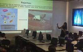 Prefeitura e Escola José Ourives mostram aos alunos a importância da preservação do meio ambiente