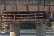 Ponte será interditada para realização de obras e motoristas devem usar balsa para travessia em MT