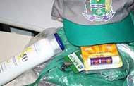 Prefeita entrega uniformes para Agentes Comunitários de Saúde