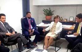 Câmara, prefeitura e OAB unem forças para manter Justiça Federal em Diamantino