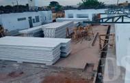 Obras da creche do bairro Morada do Sol seguem a todo vapor