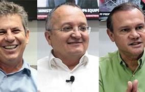 Mauro tem 38%; Taques e WF empatam