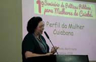 Seminário discute políticas públicas às mulheres