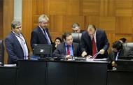 Projeto de Lei Orçamentária 2019 chega à ALMT