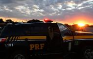 PRF flagra quase mil veículos em alta velocidade no 'feriadão'; nove presos por embriaguez