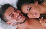 Mayra Cardi posta foto na cama com Arthur Aguiar: