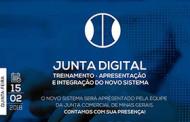 Jucemat promove evento técnico sobre Junta Digital