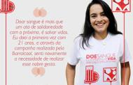 Barralcool realiza Campanha de Doação de Sangue em Prol do HCanMT