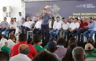 Presidente destaca incentivos a pequenos produtores
