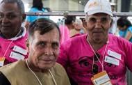 Irmãos que não se viam há 27 anos se reencontram na Caravana