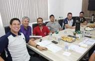 Em reunião com a imprensa, Governo Municipal lança pacote de Obras de mais de 10 milhões de reais para Diamantino
