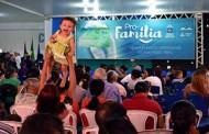 Governo entrega cartões Pró-Família na região Norte do estado
