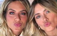 Giovanna Ewbank e Carol Dieckmann posam juntas e fãs comparam: