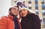 Depois do casório, Thammy e Andressa curtem lua de mel em Nova York