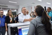 Governador vistoria unidade de Rondonópolis e confirma inauguração para 30 de abril