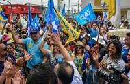 Taques pede votos no CPA e destaca investimentos para a região