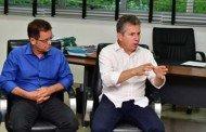 Mauro descarta interferir em eleição na AL