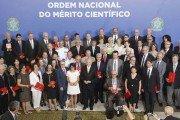 Governo condecora 85 profissionais da ciência, tecnologia e inovação