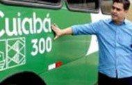 CUIABÁ: Pinheiro apresenta novo layout da frota de veículos do transporte público da Capital