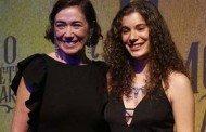 Aos 21 anos, filha de Lilia Cabral estreia em novela no papel da mãe jovem