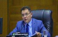 Botelho arquiva pedido feito pela oposição para afastamento do governador do cargo