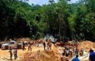 DNMP determina fim da exploração em garimpo de Aripuanã e pede reforço policial