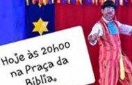 """Caravana """"Palhaços a Vista"""" realiza show em Tangará ontem (28)"""
