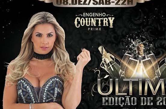 Yara Vellasco é a cantora sertaneja mais requisitada do Rio de Janeiro