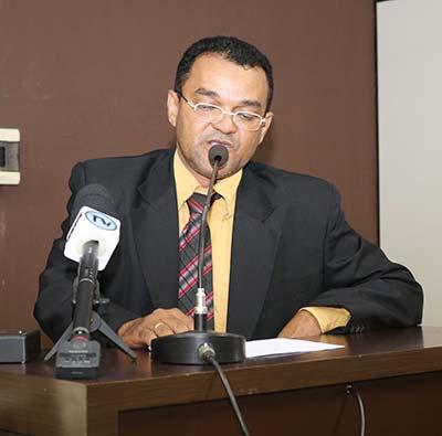 Vereador Jamil Pinheiro dos Santos (PSDB)