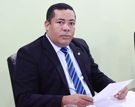Vereador Ivonilson Pereira Prado (PSB)