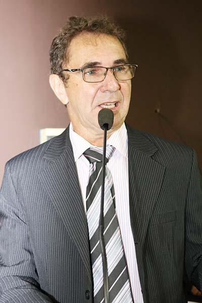 Vereador João Luiz Ferreira