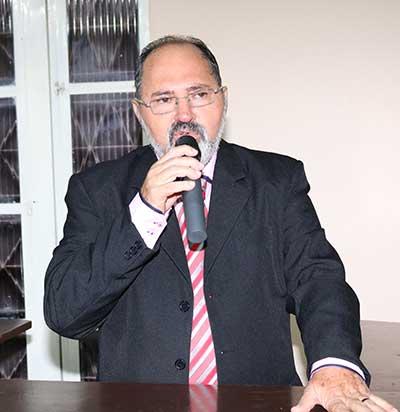 Vereador Luís Vieira de Sousa