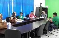 Prefeito se reuniu com Conselho Estadual de Agentes Comunitários de Saúde