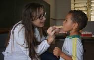 Começam os atendimentos nas unidades de ensino no mutirão do Programa Saúde na Escola