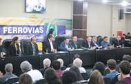 Autoridades discutem ampliação da logística ferroviária em Mato Grosso