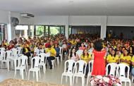 Segundo encontro educacional mostra a união dos profissionais da educação em Diamantino