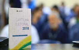 Cartilha Eleitoral orienta agentes públicos sobre condutas em período de campanha